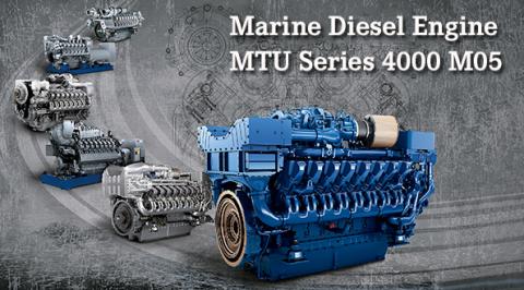 MTU 40000 Series