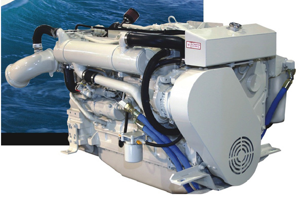 Cummins Marine Engine 6B Series