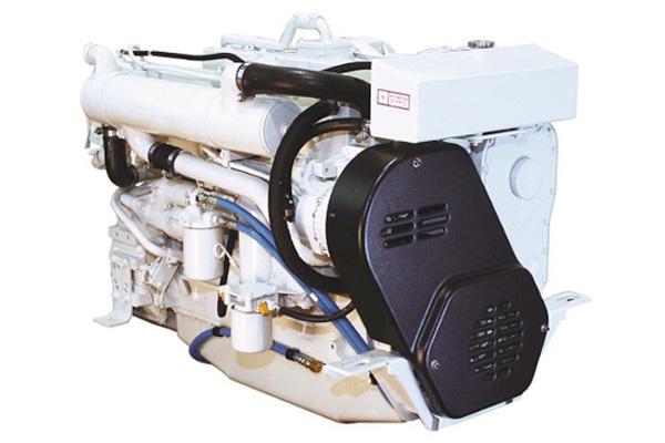 Cummins Marine Engine 6C Series