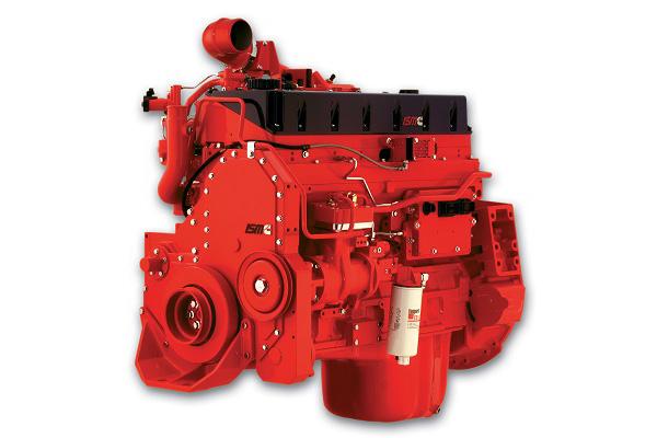 Cummins Truck Engine ISM