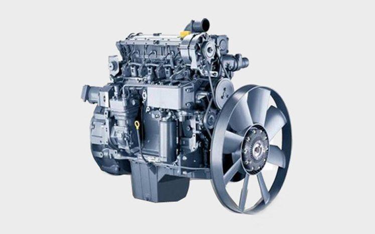 Deutz BF4M1013 diesel engine
