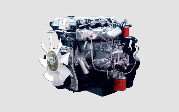 ISUZU DIESEL ENGINE 4HE1