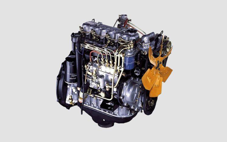 ISUZU 4JB1T Diesel Engines | Engine Family