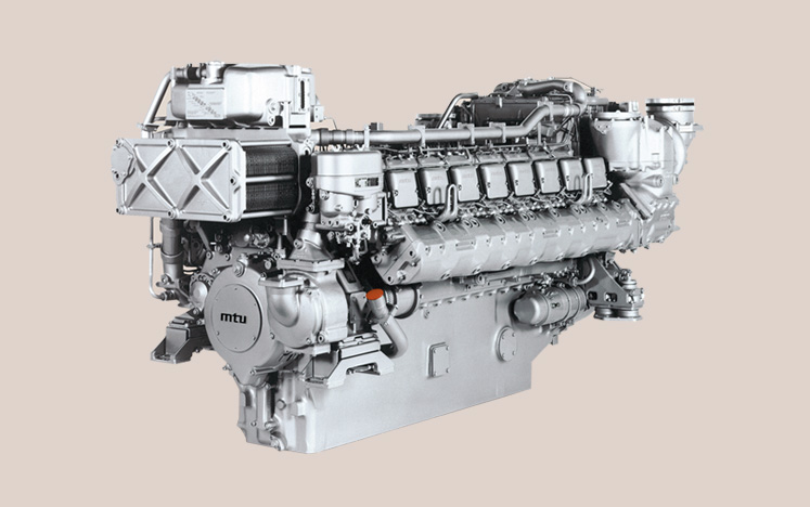 MTU engine & spare parts Lists | Engine Family