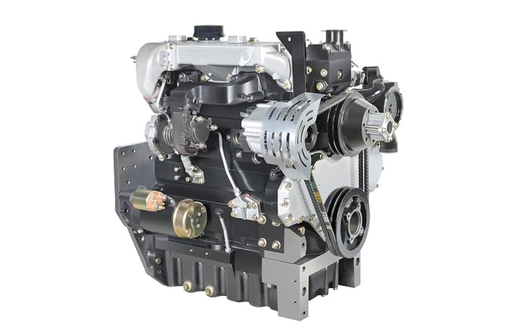 PERKINS DIESEL ENGINE 1006-6TWC