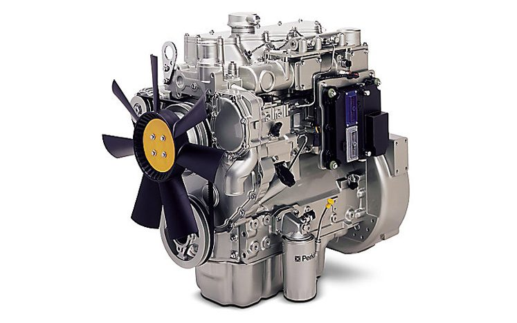 PERKINS DIESEL ENGINE 1104D-44T