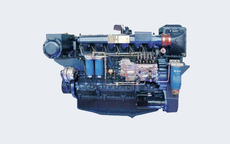 WP12C Series Weichai Maine Engine