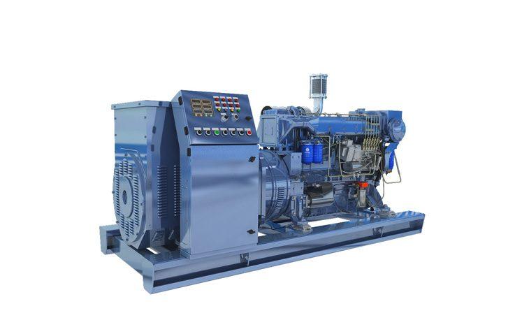 Marine Emergency Engines WP10