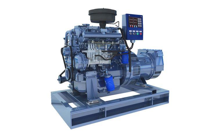 Marine Emergency Engines WP2.5