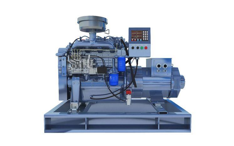 Marine Emergency Engines WP4.3