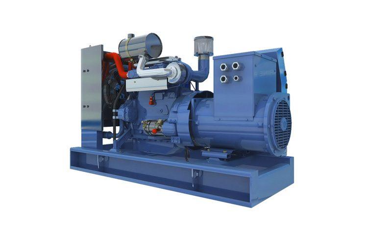 Marine Emergency Engines WP4