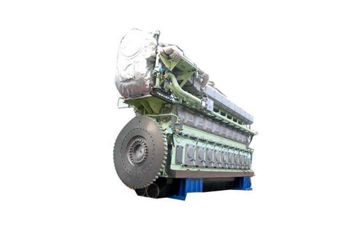 Marine Medium-speed Engine MAN L32/40