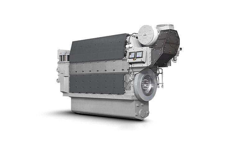 Marine Medium-speed Engine 7L27/40