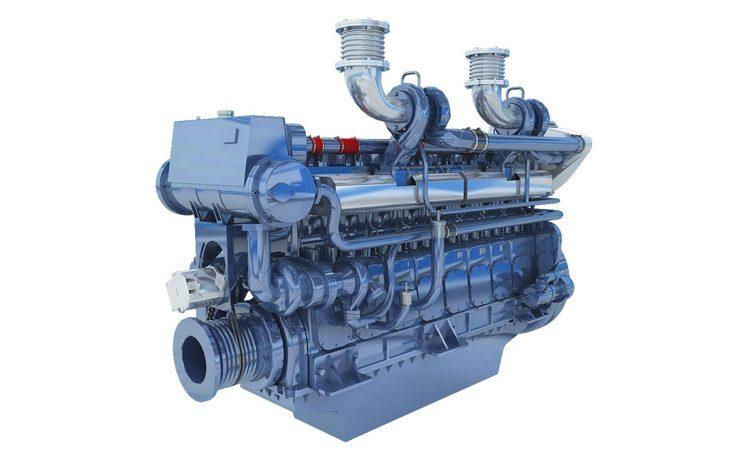 Marine Medium-speed Engine 8170