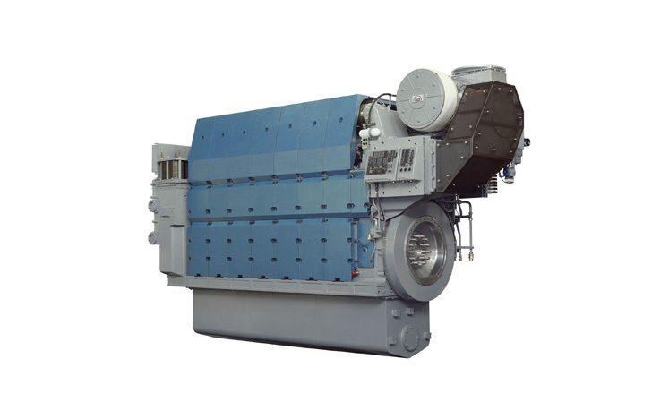 Marine Medium-speed Engine MAN 8L27/38