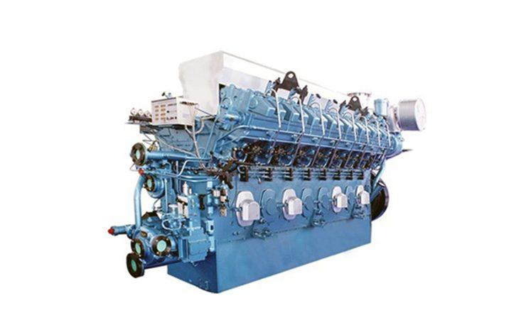 Marine Medium-speed Engine MAN 8L32/40
