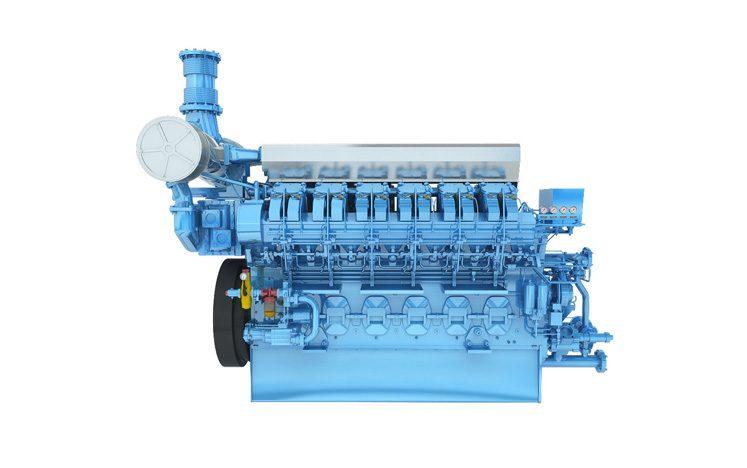Marine Medium-speed Engine CW12V200ZC