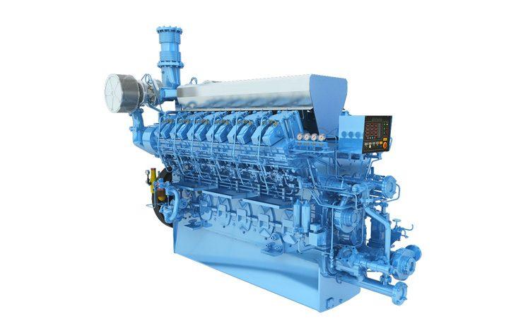 Marine Medium-speed Engine CW16V200ZC