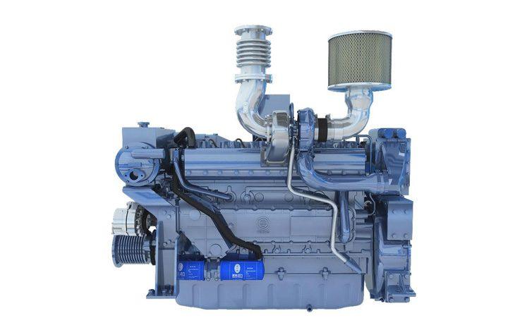 Marine High-speed Engine WD12