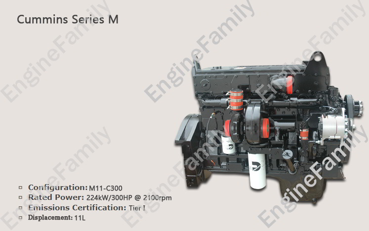 M11-C300 | Engine Family