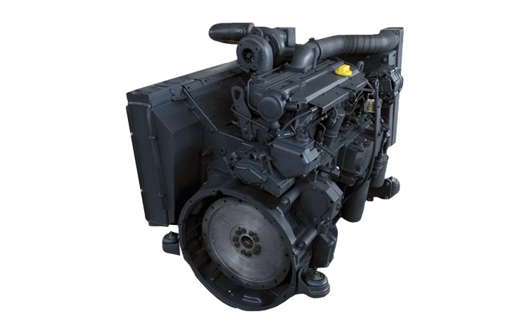 Deutz Water-Cooled Engine BF4M1013C