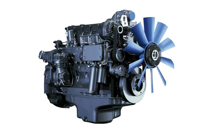 Deutz Water-Cooled Engine BF4M1013FC