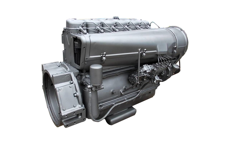 Deutz Water-Cooled-Engine BF6M1013CP