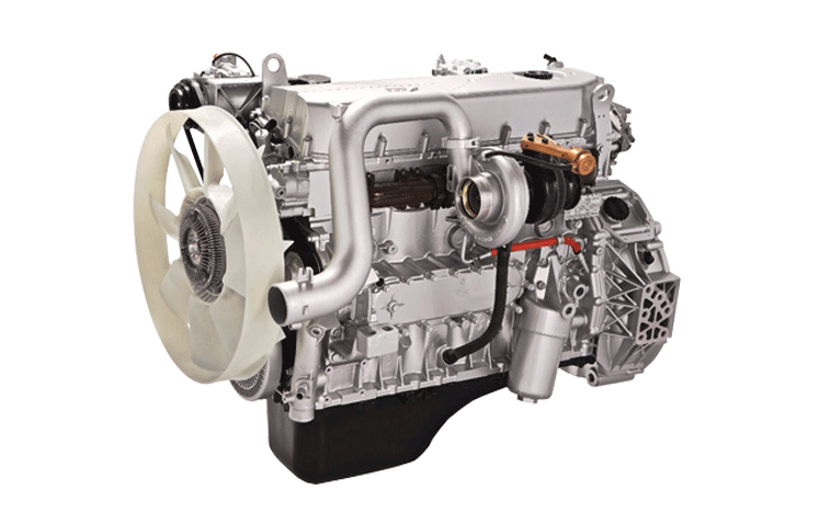 IVECO/SFH~Cursor 9 Diesel Engine