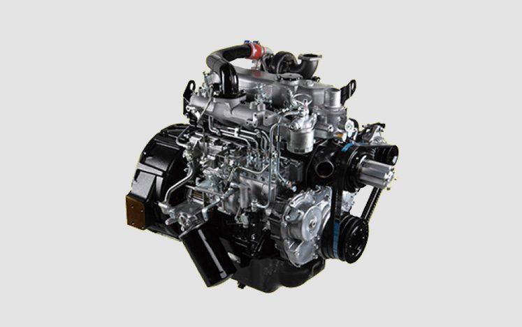 ISUZU DIESEL ENGINE 4BG1T