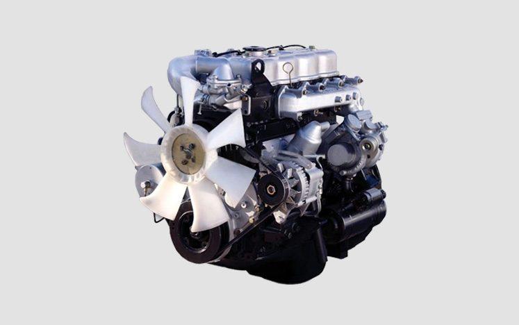 ISUZU DIESEL ENGINE 4HF1