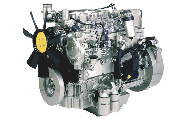 PERKINS DIESEL ENGINE 1006-6TW