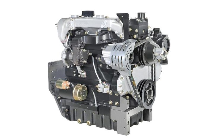 PERKINS DIESEL ENGINE 1006-6TWC