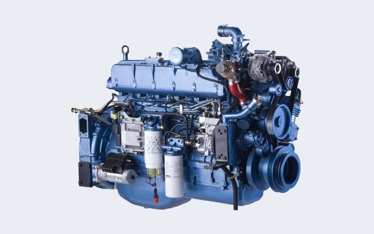 Weichai Maine Engine WP10 Series