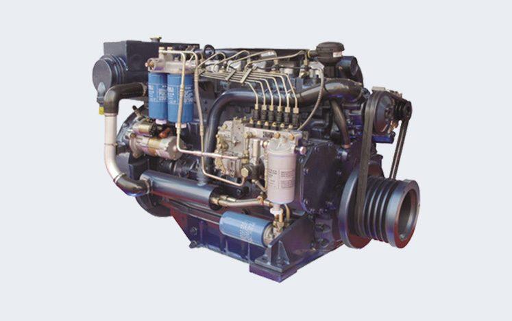 Weichai Maine Engine WP6