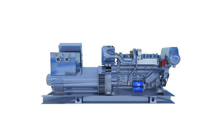 Marine Emergency Engines WP13