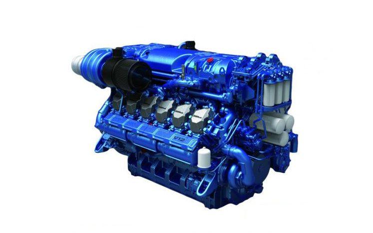 Marine Medium-speed Engine M26