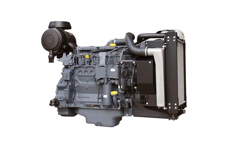 Deutz Water-Cooled Engine BF4M1013EC
