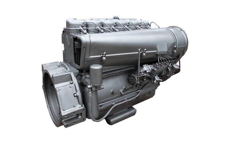 Deutz Water-Cooled-Engine BF6M1013CP